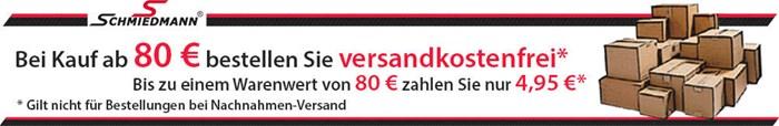 Schmiedmann Versandkostenfrei