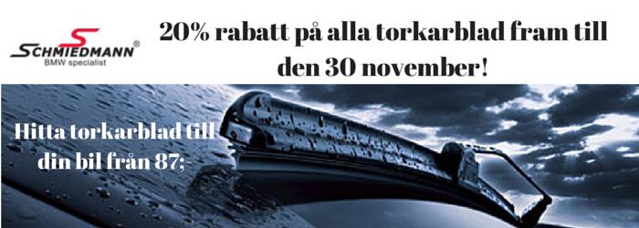 Torkarblad 20 Rabatt 1