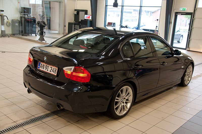 Schmiedmann Bmw E90 335i Facelift To E90lci Installation Of Many Other Styling Parts