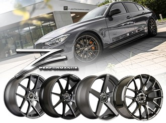 Get ready for Spring with cool Z-Performance rims