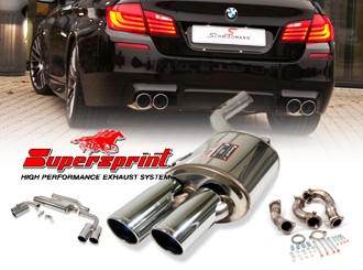 Supersprint Exhaust Systems