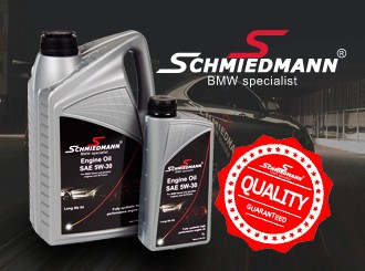 Schmiedmann High Performance Motorolja
