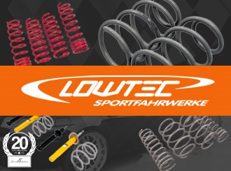 We have lowered the prices on Lowtec so you can lower your BMW