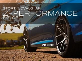 Stort udvalg af Z-Performance fælge