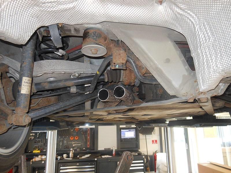Schmiedmann Bmw Z4 E85 M Styling And Schmiedmann 4 Pipe Sport Exhaust