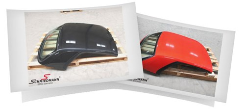 Picture Card 2X E36 Hardtop