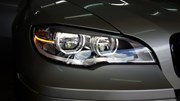 BMW X6 E71 LED headlight