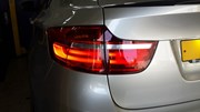 BMW X6 E71 facelift LED rearlight