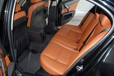 BMW E61 Brown Leather Interior05