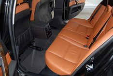 BMW E61 Brown Leather Interior05