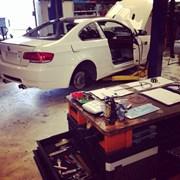 BMW E92 M3 Race Car 24