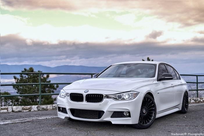 BMW F30 M Sport Pack09