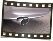 BMW E91 320I AC Schnitzer Exhaust Video