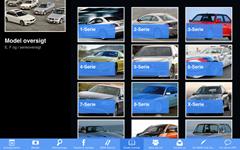 BMW Club Danmark App Series