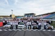 BMW DTM Team Hockenheim Finale2014