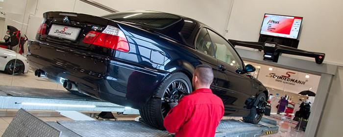 BMW E46 M3 Sporing 02