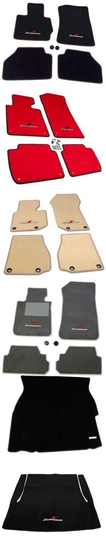 Floormats Vertical
