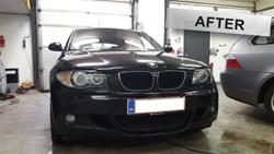 BMW E87 Angle Eyes Headlight 03