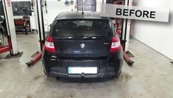 BMW E87 Blackline Rearlights06