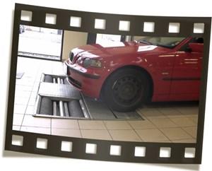 Brake Shock Absorber Test Video