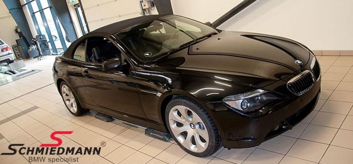 BMW E64 645CI Eisenmann Exhaust 04