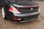 BMW E64 645CI Eisenmann Exhaust 17