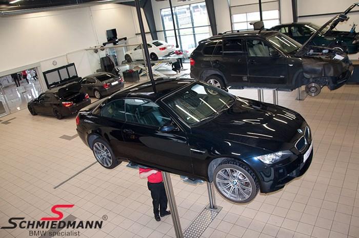 BMW E93 M3 Schmiedmann Exhausts 15