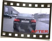BMW E93 M3 Schmiedmann Exhausts Video