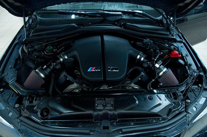 BMW E60 M5 Schmiedmann Workshop01