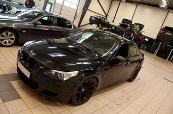 BMW E60 M5 Schmiedmann Workshop02