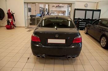 BMW E60 M5 Schmiedmann Workshop03