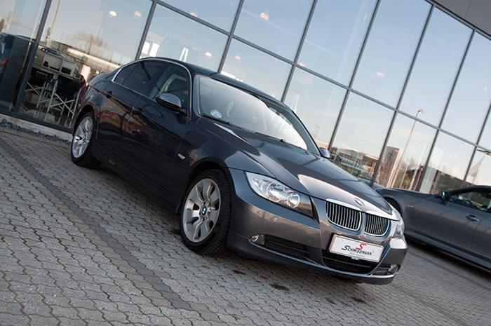 BMW E90 325 Leather Seats 04