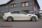 BMW F10 M5 Schmiedmann Exhaust Kw Sleeve Coilovers01