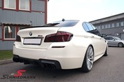 BMW F10 M5 Schmiedmann Exhaust Kw Sleeve Coilovers02