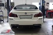 BMW F10 M5 Schmiedmann Exhaust Kw Sleeve Coilovers05
