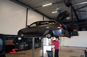 BMW E91 330D Bilstein Coilovers 07