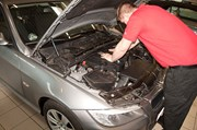 BMW E91 318D Tuningbox 05