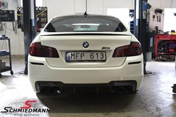 BMW F10 M5 Schmiedmann Exhaust Kw Sleeve Coilovers05