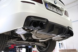 BMW F10 M5 Schmiedmann Exhaust Kw Sleeve Coilovers08