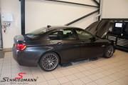 BMW F10 530D Eibach Springs 02
