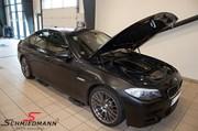 BMW F10 530D Eibach Springs 03