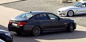 BMW F10 530D Eibach Springs After