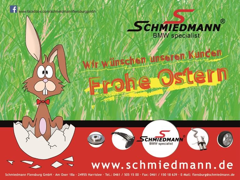 Schmiedmann Ostern