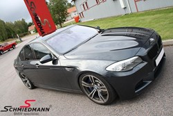Bmw F10 M5 Schmiedmann Exhaust Downpipe X Pipe 03