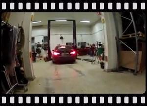 BMW F10 M5 Videoframe 1