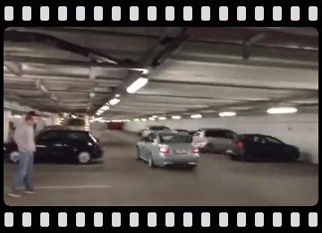 BMW E60 M5 Videoframe