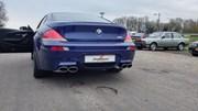 BMW E63 M6 Eisenmann Exhaust 01