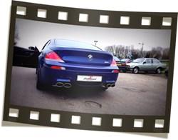 BMW E63 M6 Eisenmann Exhaust Video
