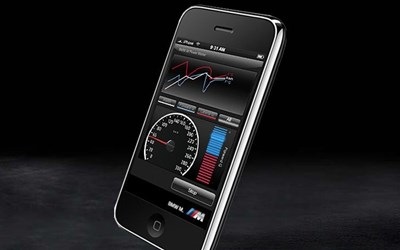 BMW Performance App 01