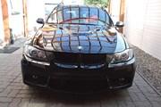 BMW E91 EVO Hood Frontspoiler AC Schnitzer 01
